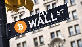 bitcoin et wall street